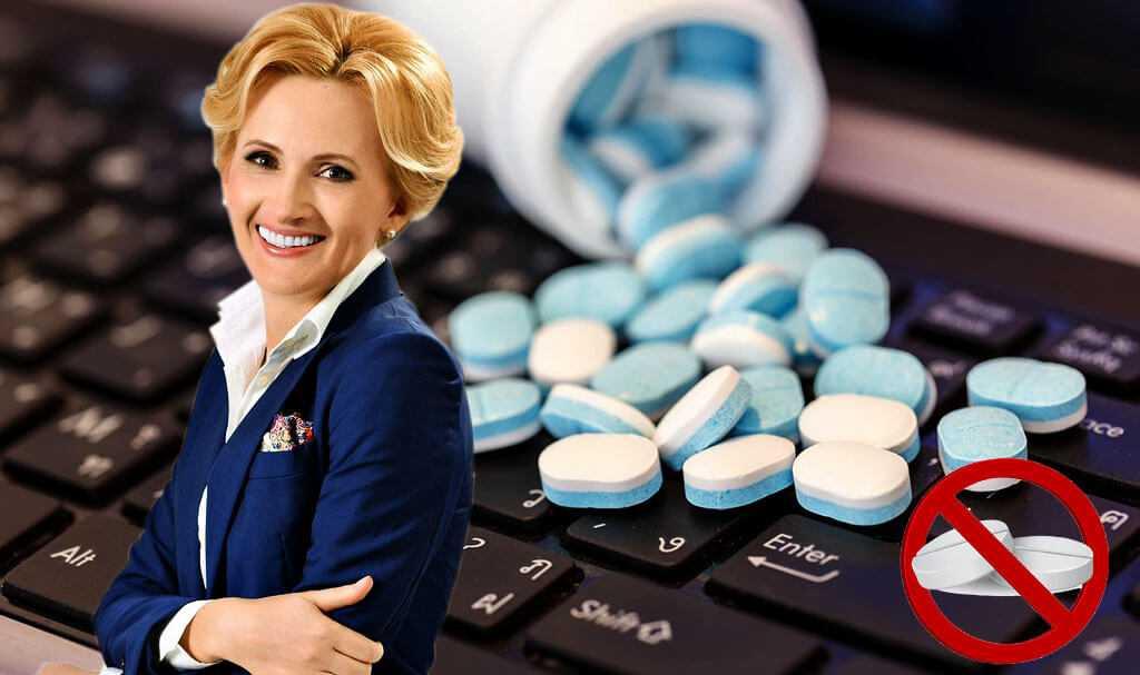 Продажа лекарств через интернет