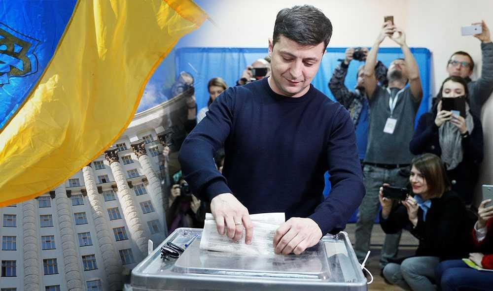 МВД Украины фиксирует большое количество нарушений на президентских выборах