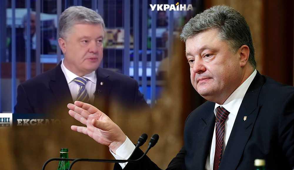 Порошенко обещал вернуть Крым в состав Украины, но сразу после победы на выборах