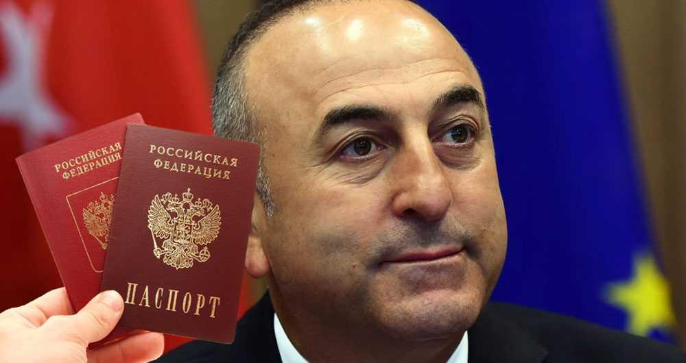 Россияне смогут начать ездить в Турцию по внутренним паспортам