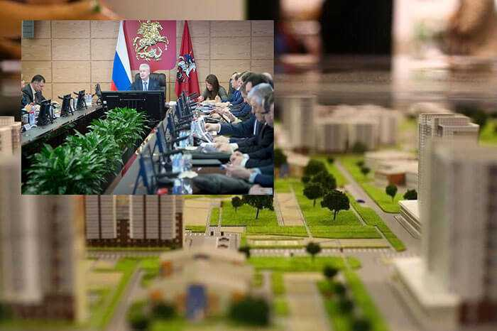 Власти Москвы предпримут беспрецедентные шаги в благоустройстве города в 2019 году