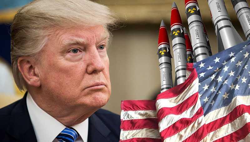 Дональд Трамп считает, что России и Китаю нужно избавиться от ядерного оружия