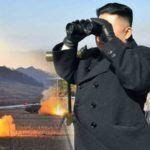 Ким Чен Ын лично испытал новую ракету