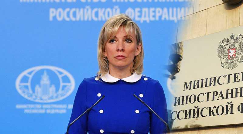 Мария Захарова о принятии гражданства жителями ДНР и ЛНР решение принималось не за один день