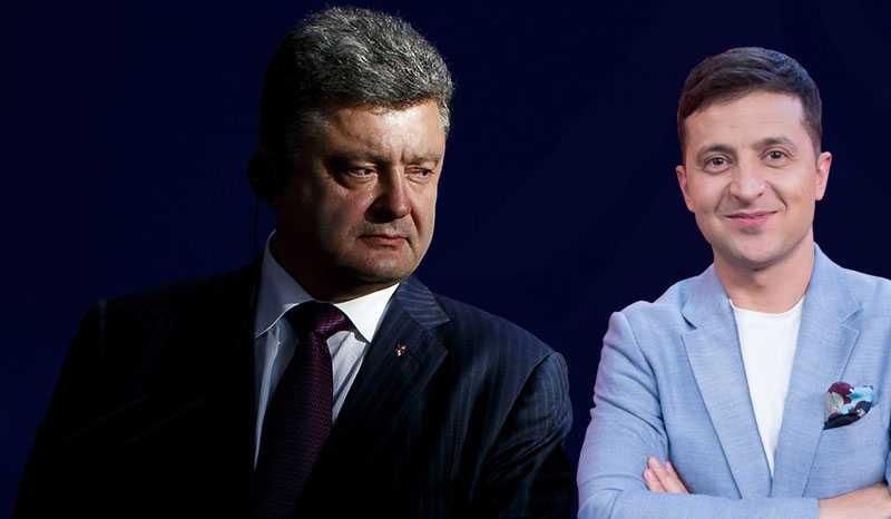 Порошенко сказал, что готов помогать Зеленскому и подсказать как не стать на колени перед Россией