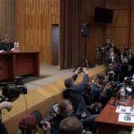 Суд рассматривает иск о снятии кандидата Зеленского с президентской гонки