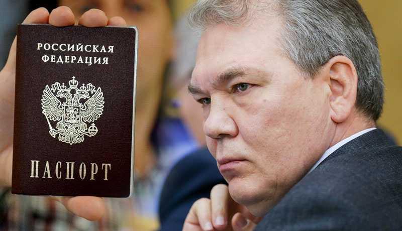 Реакцию Украины на указ о паспортах в Госдуме назвали дурачеством