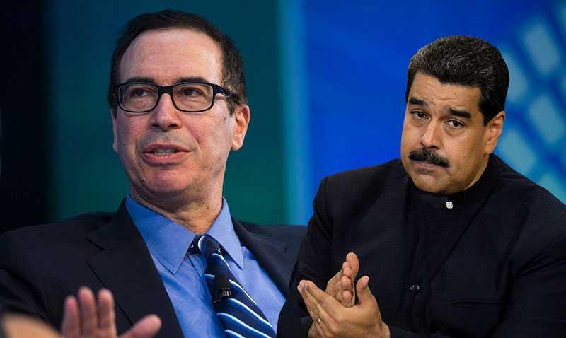 США обсуждают возможность выделения Венесуэле крупной финансовой помощи в случае ухода Мадуро