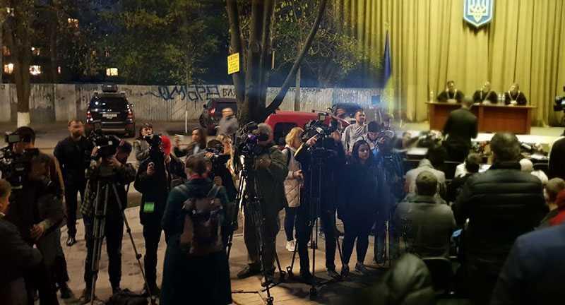 Суд в Киеве отказал в иске Хилько в отношении кандидата Зеленского