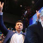 Трамп поздравил Зеленского с победой в президентской гонке