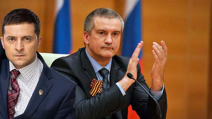 Аксёнов едва ли Украина переживёт ещё одного «Порошенко»