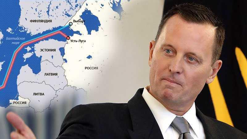 Американский политик пригрозил немецким компаниям новыми санкциями за участие в строительстве Северного потока-2