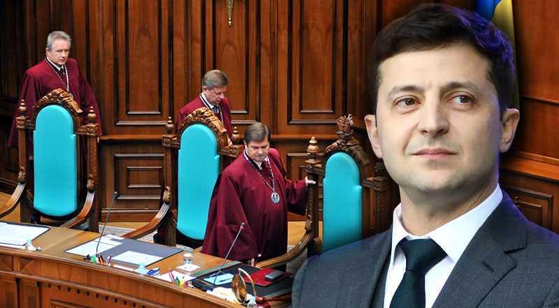 Будущий президент Зеленский начнёт с ввода уголовной ответственности за незаконное обогащение