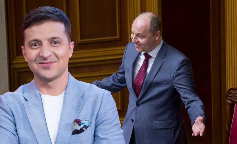 Будущий украинский президент намерен инициировать досрочный роспуск Bеpховной рады