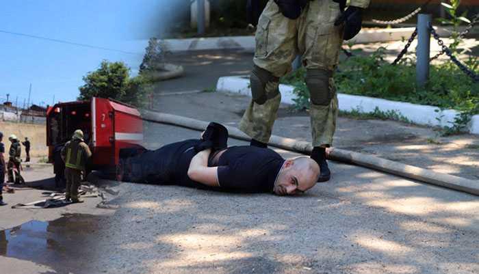Бунт в одесской колонии на Украине, несколько заключённых бежали