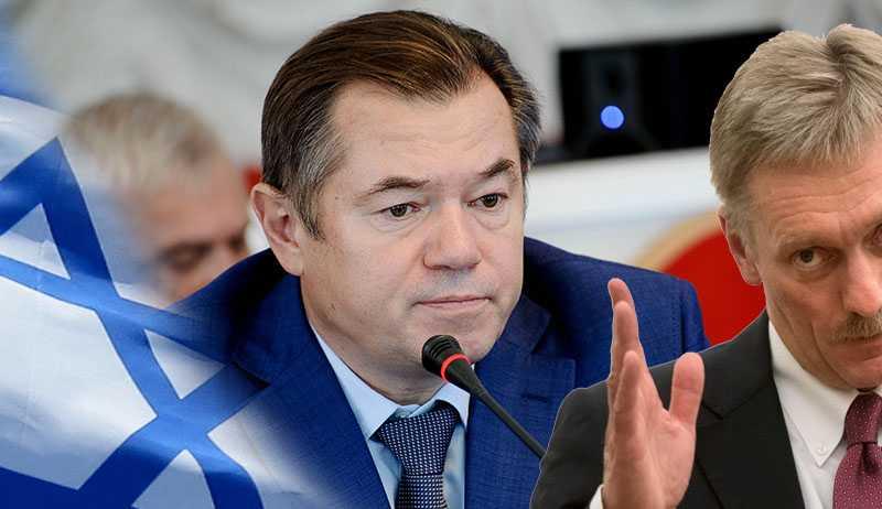 Дмитрий Песков дал оценку словам советника Путина о планах Киева заселить территорию Донбасса евреями