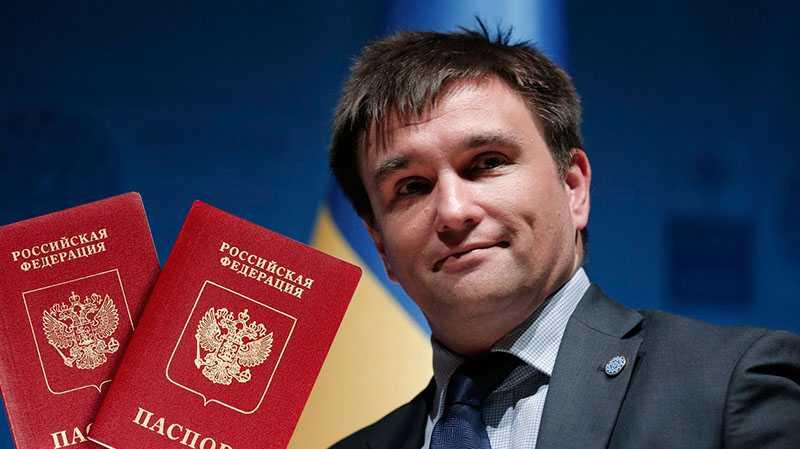 Какие шаги Украина готовит в ответ России за выдачу паспортов жителям ДНР и ЛНР