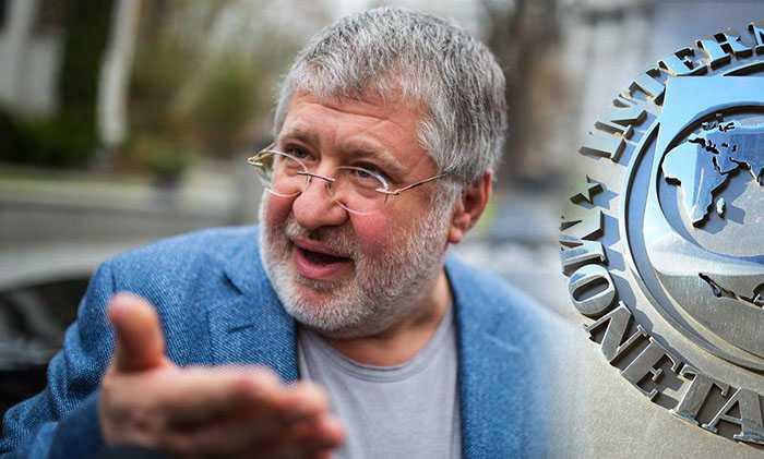Коломойский уверен, что Украине нужно перестать погашать обязательства перед МВФ