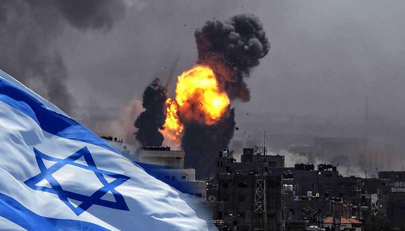 Палестино-израильский конфликт разгорается с новой силой. Израиль продолжает наносить массированные ракетные удары