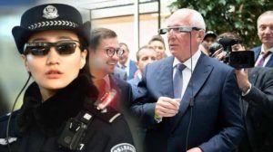 Полицейские крупных российских городов уже в 2020 году будут иметь очки с функцией распознавания лиц