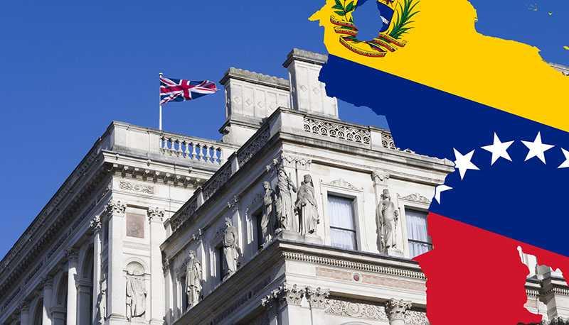 Поверенный в делах посольства РФ в Великобритании Иван Володин высказал недовольство относительно политики Лондона в Венесуэле