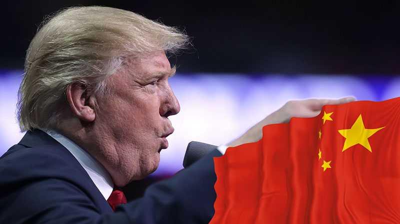 Президент США поручил увеличить финансовый нажим на Китай на 300 млрд долларов
