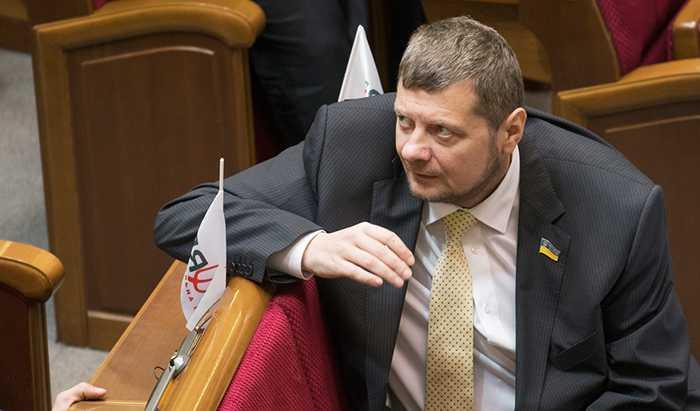 Радикал Мосийчук сказал, что в случае проведения референдума по переговорам с РФ к Верховному придут