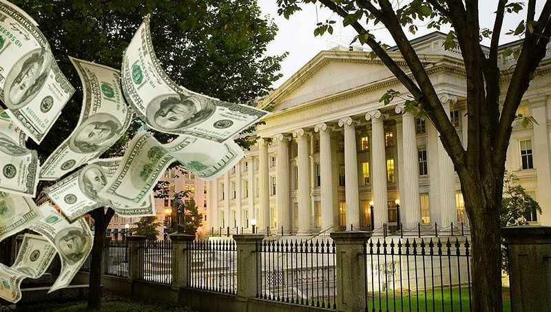 Россия продолжает сокращать объём финансовых вложений в американские гособлигации. Объём снизился до 13,716 миллиардов