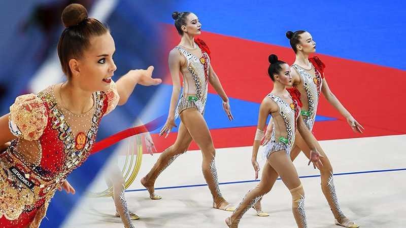 Российские гимнастки завоевали все золотые медали на ЧЕ-2019 в Баку