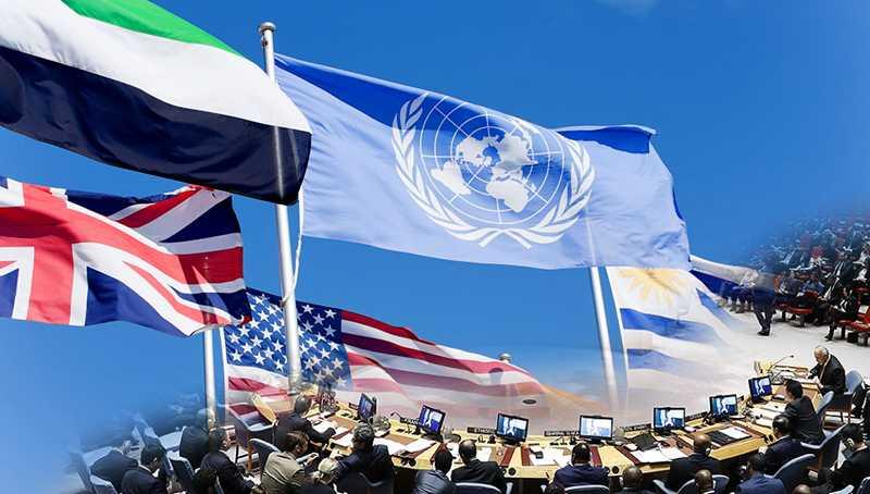США, ФРГ, Британия и другие государства заблокировали заседание Совбеза ООН по скандальному украинскому закону