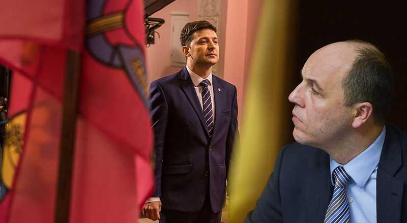 Украинский парламент определился с датой проведения инаугурации Зеленского