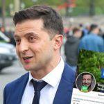 Зеленский опубликовал видео к гражданам Крыма, Донецкой и Луганской областей с посланием мира