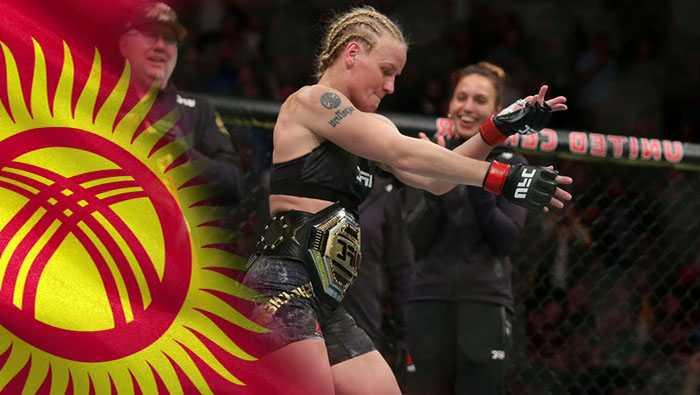 UFC Валентина Шевченко