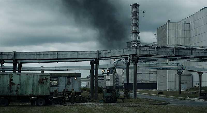 фото из сериала Чернобыль