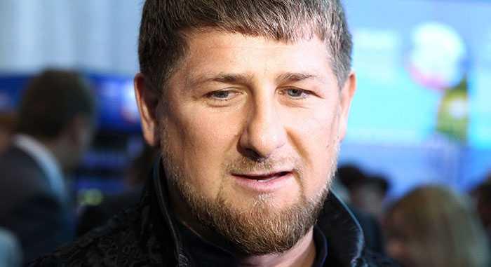 Кадыров по Голунову