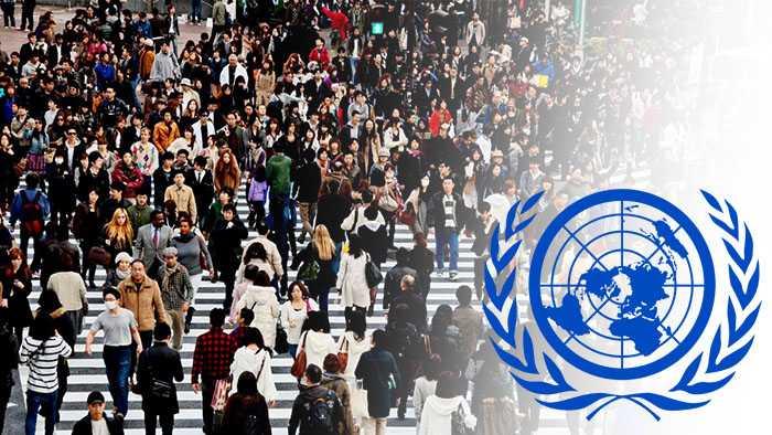 количество людей на Земле