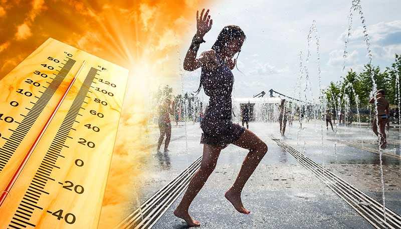 возвращение жары