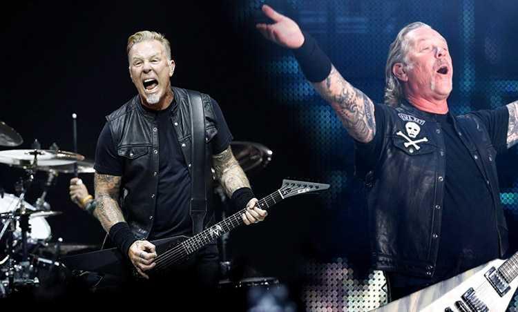 Metallica в Москве неожиданно спела хит группы Кино