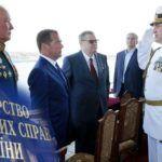 МИД Украины назвал День ВМФ в Севастополе парадом оккупационного флота