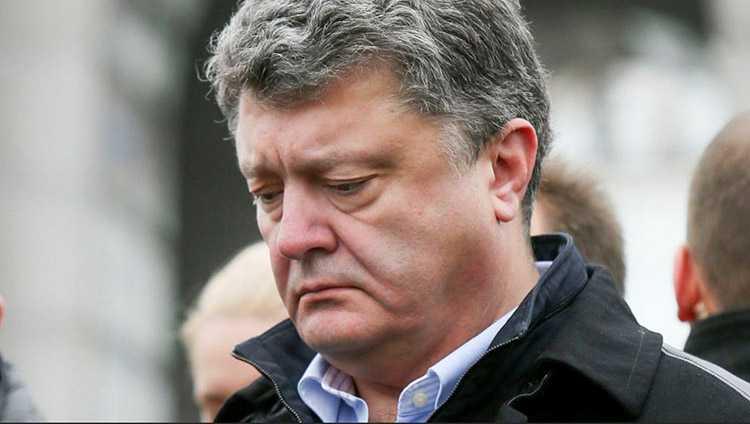 Порошенко был изгнан с митинга в Закарпатье