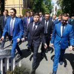 Слуга народа лидирует на выборах в Раду с 50,37% голосов