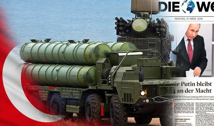 СМИ рассказало о последствиях для Турции за покупку С-400