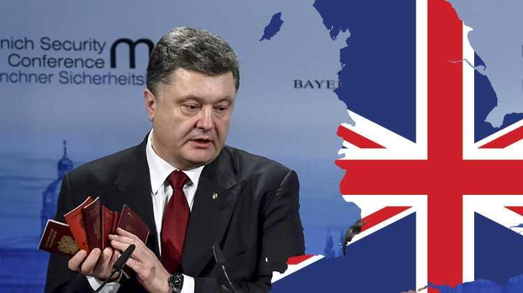 СМИ: у Порошенко несколько паспортов и он будет бежать