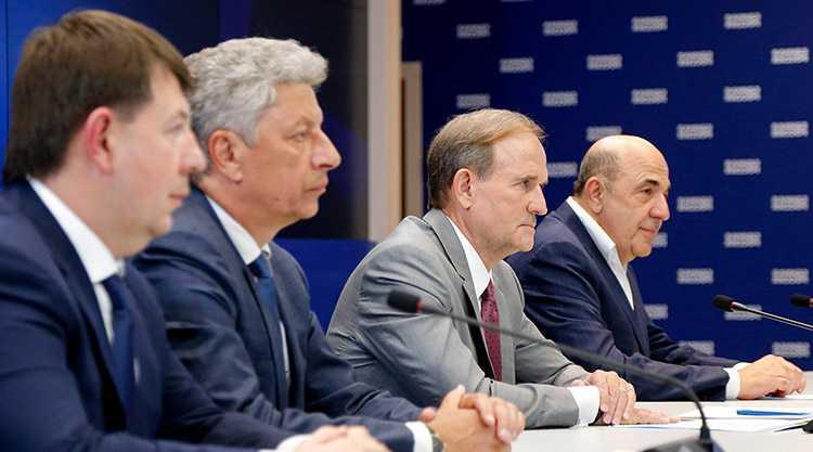 в России ждут результатов украинских выборов