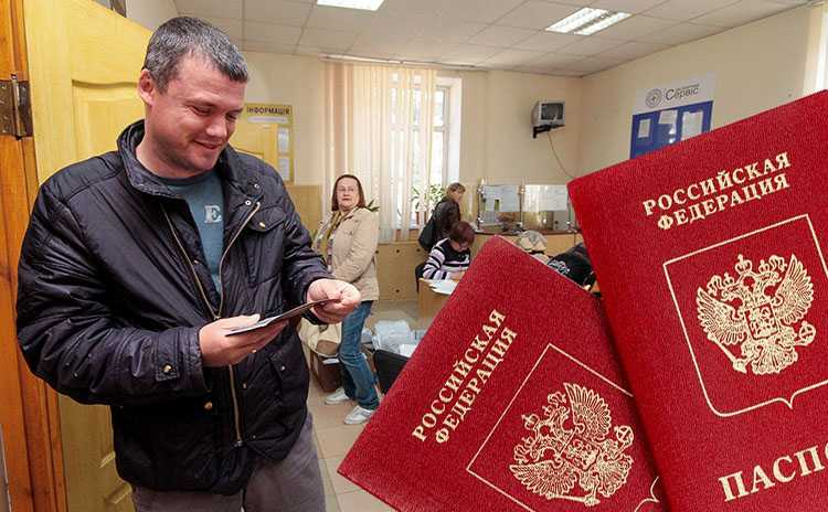 Водолацкий новые пункты выдачи паспортов для жителей Донбасса появятся в сентябре