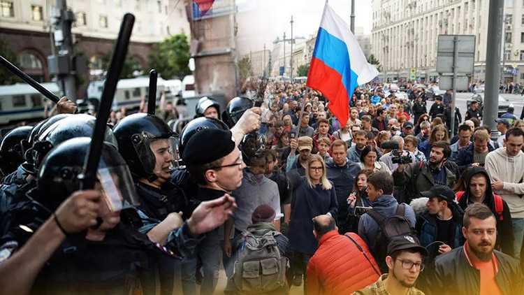 Фигурант дела о массовых беспорядках в Москве признал вину