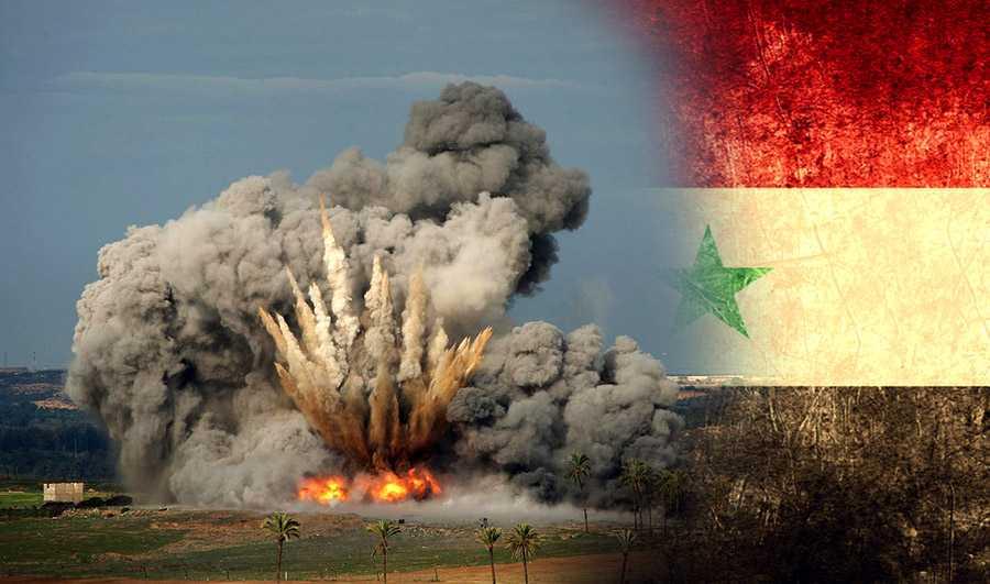 Израиль сделал заявление о нанесении авиаударов по Сирии
