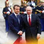 Макрон Россия играет важнейшую роль в урегулировании мировых кризисов