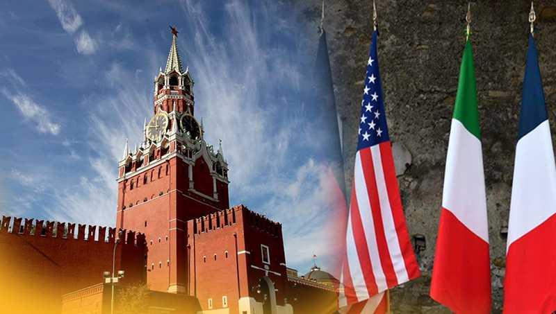 Песков возврат России к общению в формате «Большой семёрки» не является самоцелью