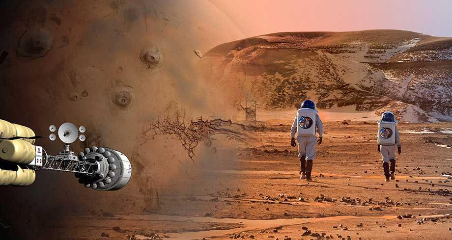 В NASA заявили что ядерная посылка для Марса будет готова в 2022 году